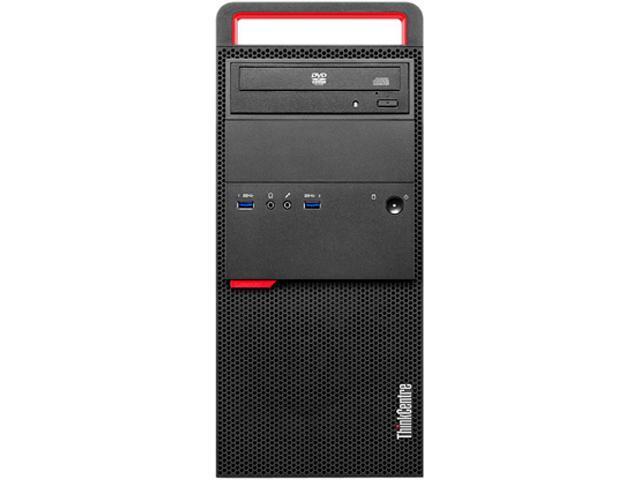 Lenovo Bilingual Desktop PC ThinkCentre M800 (10FW0005CA) Intel Core i5 6th Gen 6500 (3.20 GHz) 4 GB DDR4 500 GB HDD Intel HD Graphics 530 Windows 7 Professional 64-Bit / Windows 10 Pro Downgrade
