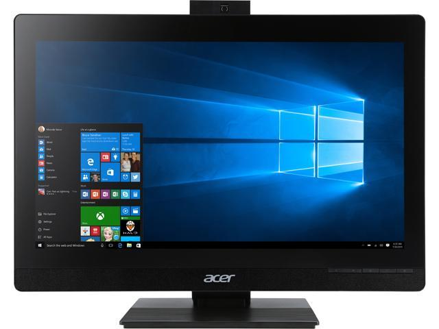 Acer All-in-One Computer Veriton Z VZ4820G-CI5Z Intel Core i5 6500 (3.20 GHz) 4 GB DDR4 500 GB HDD 23.8
