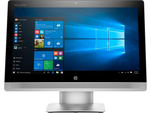HP All-in-One Computer (French) EliteOne 800 G2 (P5V08UT#ABC) Intel Core i5 6th Gen 6500 (3.20 GHz) 8 GB DDR4 23