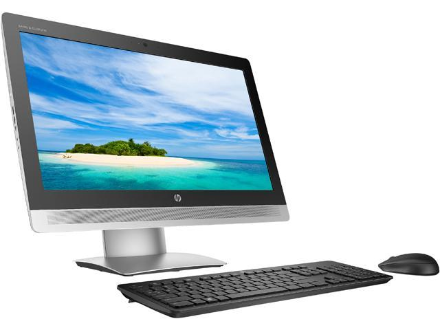 HP All-in-One Computer EliteOne 800 G2 (P5V10UT#ABA) Intel Core i7 6th Gen 6700 (3.4 GHz) 8 GB DDR4 1 TB HDD 23