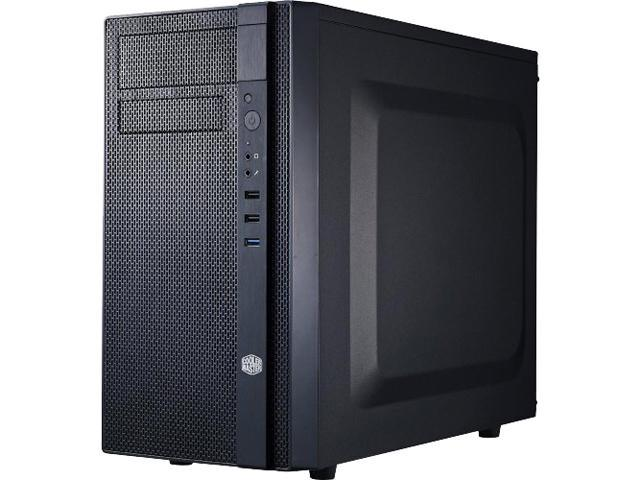 Coolermaster NSE-200A-KKR500 N200 Mini Tower Computer Case