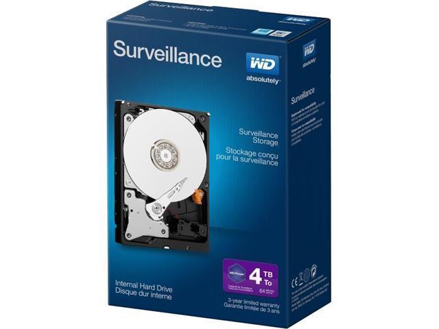Western Digital WDBGKN0040HNC-NRSN 4TB 64MB Cache SATA 6.0Gb/s 3.5