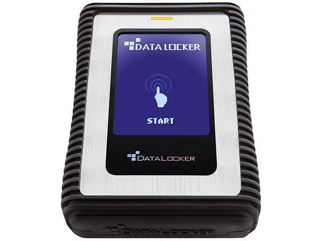 DataLocker DL3 2 TB External Hard Drive