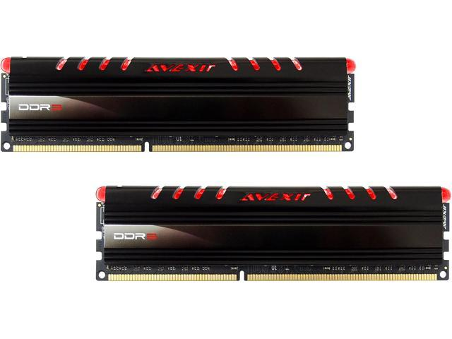 Avexir Core Series 16GB (2 x 8GB) 240-Pin DDR3 SDRAM DDR3 1600 (PC3 12800) Memory Kit Model AVD3U16001108G-2CIR