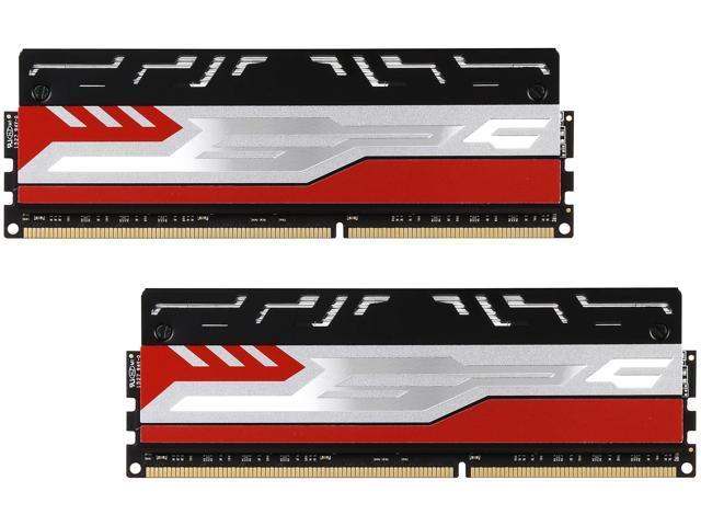 Avexir Blitz1.1 16GB (2 x 8GB) 240-Pin DDR3 SDRAM DDR3 1600 (PC3 12800) Memory (Desktop Memory) Model AVD3U16001108G-2BZ1GBG1G