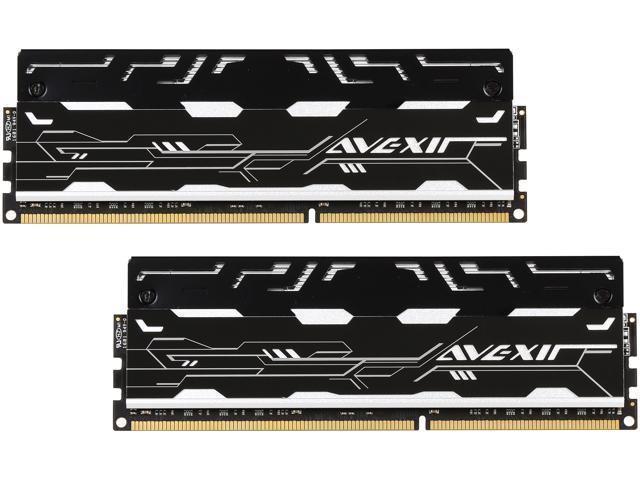 Avexir Blitz1.1 16GB (2 x 8GB) 240-Pin DDR3 SDRAM DDR3 1600 (PC3 12800) Memory (Desktop Memory) Model AVD3U16001108G-2BZ1SW