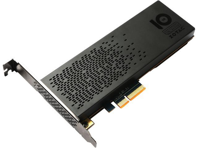 ZOTAC 10 YEAR ANNIVERSARY SPECIAL EDITION SONIX PCI-E 480GB PCI-Express 3.0 x4 MLC Internal Solid State Drive (SSD) ZTSSD-PG3-480G-LED