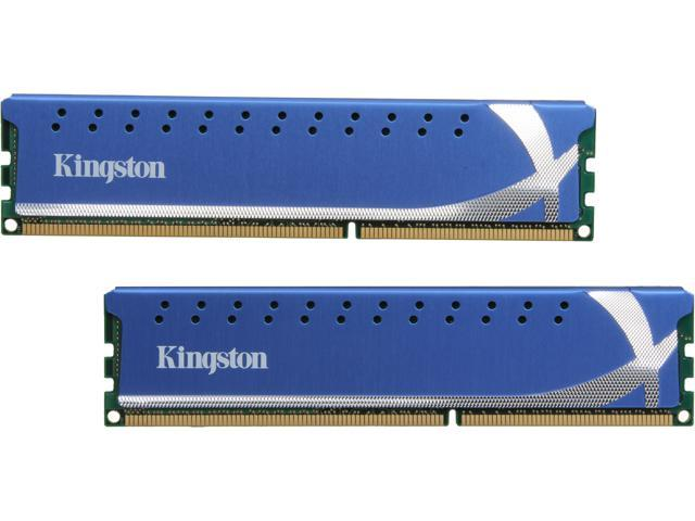 HyperX 8GB (2 x 4GB) 240-Pin DDR3 SDRAM DDR3 1600 (PC3 12800) Desktop Memory Model KHX1600C9D3K2/8GX