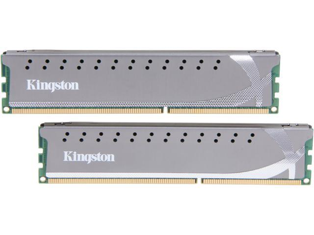 HyperX HyperX 8GB (2 x 4GB) 240-Pin DDR3 SDRAM DDR3 1600 HyperX Plug n Play Desktop Memory Model KHX1600C9D3P1K2/8G