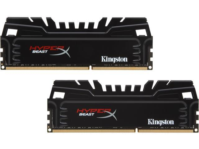 HyperX Beast 16GB (2 x 8GB) 240-Pin DDR3 SDRAM DDR3 1866 XMP Desktop Memory Model KHX18C10AT3K2/16X