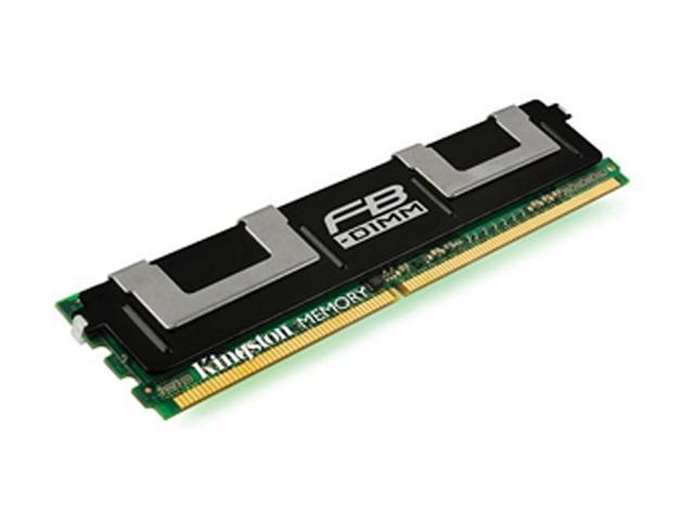 Kingston 512MB 240-Pin DDR2 FB-DIMM ECC Fully Buffered DDR2 667 (PC2 5300) Server Memory Model KVR667D2S8F5/512