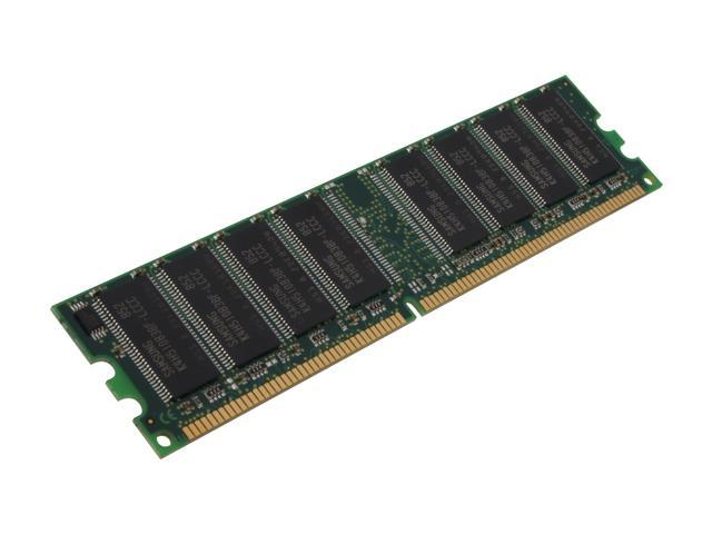 Kingston 1GB 184-Pin DDR SDRAM DDR 266 (PC 2100) Desktop Memory Model KVR266X64C2/1G