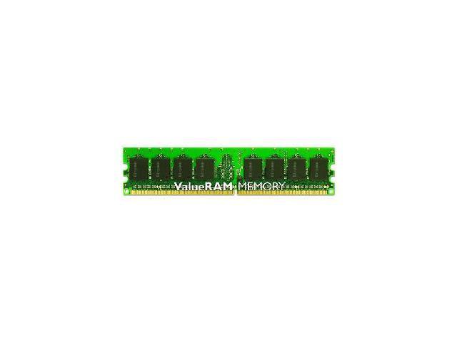Kingston 1GB 240-Pin DDR2 SDRAM ECC Registered DDR2 400 (PC2 3200) Server Memory Model KVR400D2S8R3/1G