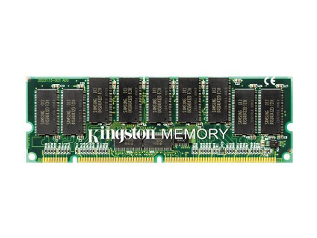 Kingston 1GB (2 x 512MB) DDR2 533 (PC2 4200) ECC Dual Channel Kit Memory for Apple Server Model KTA-G5533E/1G