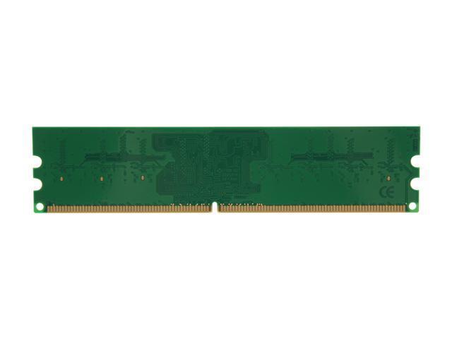 Kingston 1GB 240-Pin DDR2 SDRAM DDR2 800 (PC2 6400) Desktop Memory Model KVR800D2/1GR