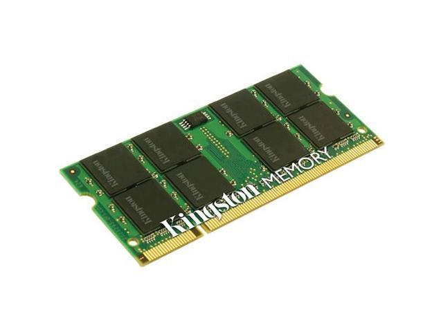 Kingston 2GB (2 x 1GB) DDR2 800 (PC2 6400) Dual Channel Kit Memory for Apple iMac Model KTA-MB800K2/2G