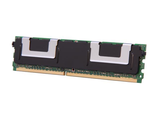 Kingston ValueRAM 4GB ECC Fully Buffered DDR2 667 (PC2 5300) Server Memory Model KVR667D2Q8F5/4G