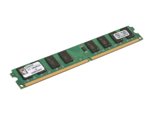 Kingston 2GB 240-Pin DDR2 SDRAM DDR2 800 (PC2 6400) System Specific Memory for Dell Model KTD-DM8400C6/2G