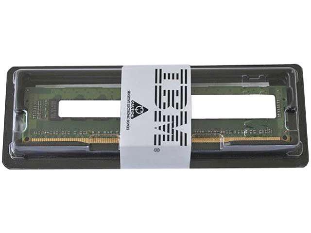 IBM 16GB 240-Pin DDR3 SDRAM DDR3 1600 (PC3 12800) ECC Registered System Specific Memory Model 00D4968