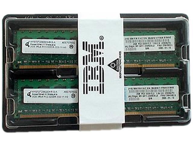 IBM 4GB (2 x 2GB) 240-Pin DDR2 SDRAM Server Memory Kit