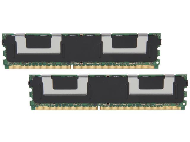 Kingston 8GB (2 x 4GB) 240-Pin DDR2 SDRAM DDR2 667 System Specific Memory Model KTD-WS667LPQ/8G