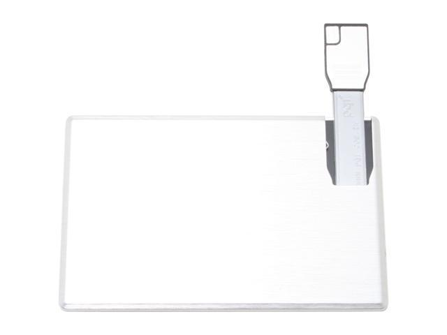 PQI U510 (SILVER) 4GB Flash Drive (USB2.0 Portable) Model BB58-4032R0121