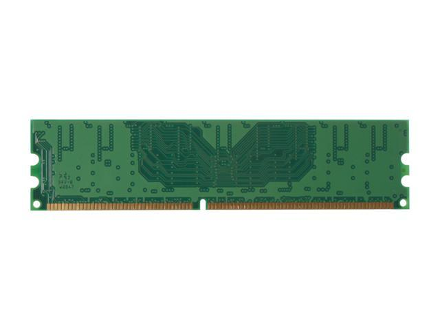 Kingston ValueRAM 256MB 184-Pin DDR SDRAM DDR 400 (PC 3200) System Memory Model KVR400X64C25/256