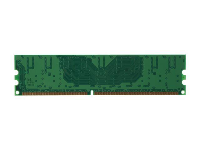 Kingston ValueRAM 512MB 184-Pin DDR SDRAM ECC Unbuffered DDR 400 (PC 3200) Server Memory Model KVR400X72C3A/512