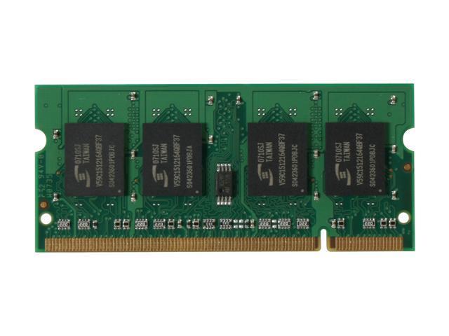 Kingston ValueRAM 512MB 200-Pin DDR2 SO-DIMM DDR2 533 (PC2 4200) Laptop Memory Model KVR533D2S4/512