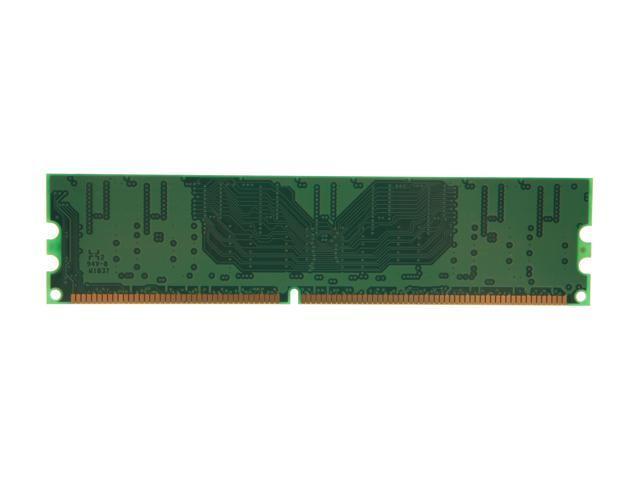 Kingston ValueRAM 512MB 184-Pin DDR SDRAM DDR 333 (PC 2700) Desktop Memory Model KVR333X64C25/512