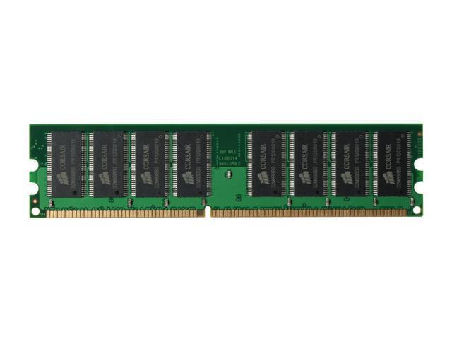 CORSAIR 512MB 184-Pin DDR SDRAM DDR 266 (PC 2100) Desktop Memory Model VS512MB266