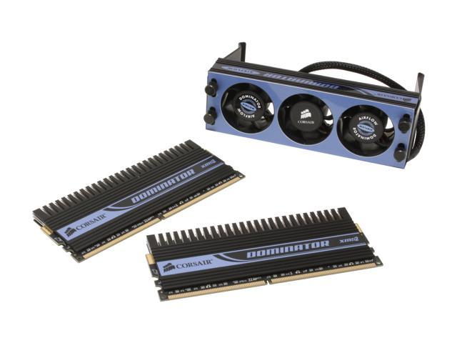 CORSAIR XMS2 2GB (2 x 1GB) 240-Pin DDR2 SDRAM DDR2 1066 (PC2 8500) Dual Channel Kit Desktop Memory Model TWIN2X2048-8500C5DF