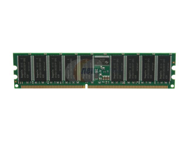 CORSAIR 1GB 184-Pin DDR SDRAM ECC Registered DDR 333 (PC 2700) Server Memory Model CM72SD1024RLP-2700