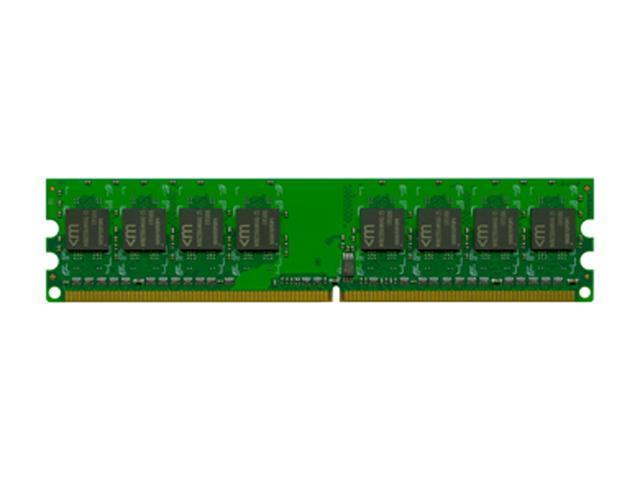 Mushkin Enhanced 1GB 240-Pin DDR2 SDRAM DDR2 533 (PC2 4200) Desktop Memory Model 991497