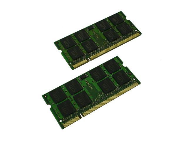 Mushkin Enhanced Essentials 2GB (2 x 1GB) 200-Pin DDR2 SO-DIMM DDR2 667 (PC2 5300) Dual Channel Kit Laptop Memory Model 991505