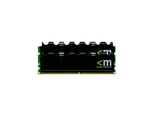 Mushkin Enhanced 4GB (2 x 2GB) 240-Pin DDR2 SDRAM DDR2 1066 (PC2 8500) Dual Channel Kit Desktop Memory Model 996562