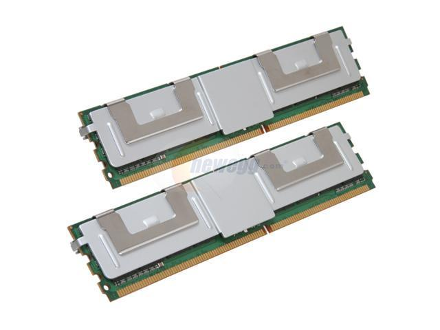 Mushkin Enhanced 8GB (2 x 4GB) 240-Pin DDR2 FB-DIMM DDR2 800 (PC2 6400) Dual Channel Kit Memory for Apple Xserve Model 976608A
