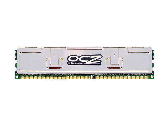 OCZ Platinum 512MB 184-Pin DDR SDRAM DDR 400 (PC 3200) Desktop Memory Model OCZ400512ELPE