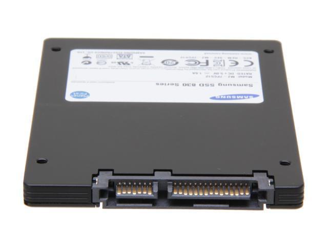 "SAMSUNG 830 Series MZ-7PC512D/AM 2.5"" 512GB SATA III MLC Internal Solid State Drive (SSD) Desktop Upgrade Kit"