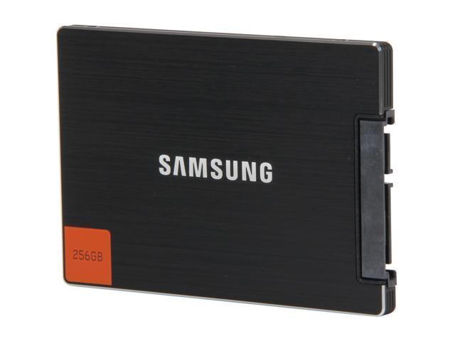 SAMSUNG 830 Series MZ-7PC256B/WW 2.5 Inch 256GB SATA III MLC Internal Solid State Drive (SSD)