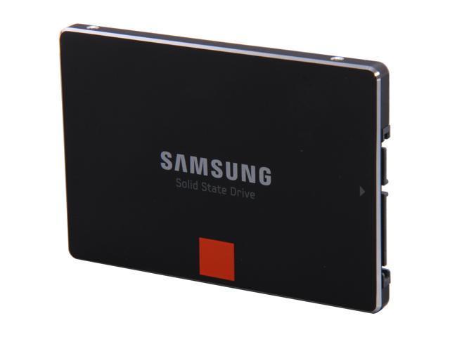 """SAMSUNG 840 Pro Series 2.5"""" 128GB SATA III MLC Internal Solid State Drive (SSD) MZ-7PD128BW"""