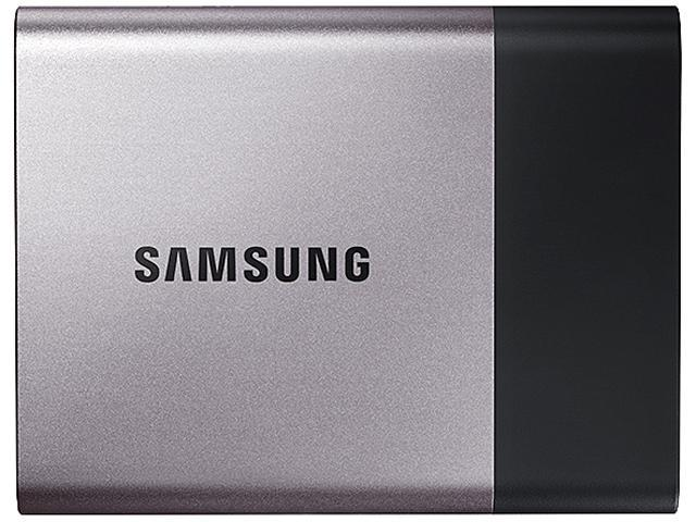 SAMSUNG T3 Portable 250GB USB 3.1 External Solid State Drive