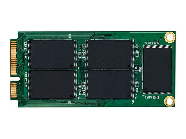 Crucial N125 Mini PCIe 32GB Mini PCIe (PATA) MLC Internal Solid State Drive (SSD) CT32SSDN125P05 - OEM