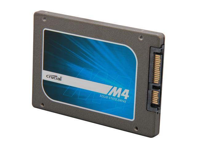 "Crucial M4 2.5"" 512GB SATA III MLC 7mm Internal Solid State Drive (SSD) with Data Transfer Kit CT512M4SSD1CCA"