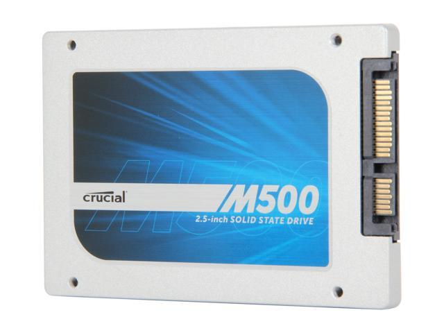 Crucial M500 CT120M500SSD1 7mm (with 9.5mm adapter) 2.5