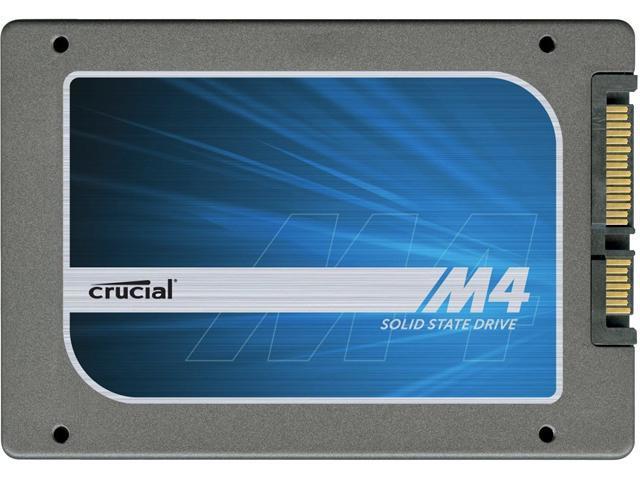 Manufacturer Recertified Crucial M4 2.5