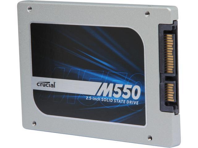 Crucial M550 2.5