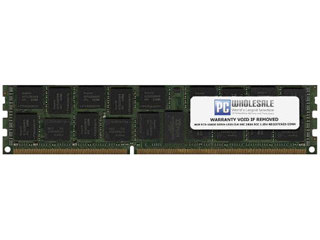 Lenovo 8GB 240-Pin DDR3 SDRAM ECC Registered DDR3 1333 (PC3 10600) Server Memory Model 49Y1415