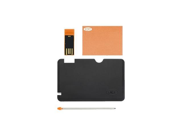LaCie  WriteCard  8GB  Flash Drive Model 131057 - Retail