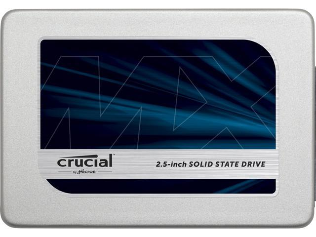 "Crucial MX300 2.5"" 525GB SATA III TLC Internal Solid State Drive (SSD) CT525MX300SSD1"